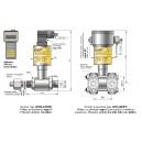 Inteligentní snímač tlakových rozdílů APRE-2000