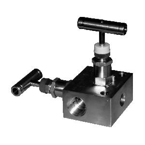 Dvoucestný ventil VM-2