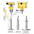 Inteligentní hladinová sonda typ APC-2000ALW/SG