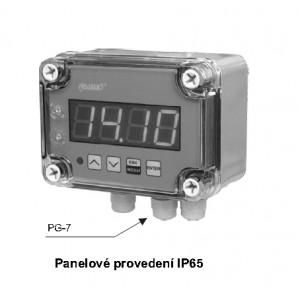 Programovatelný měřící přístroj PMS-620N s reléovými výstupy