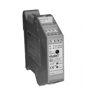 Jiskrově bezpečný napájecí zdroj s galvanickým oddělením ZS-30EEx1