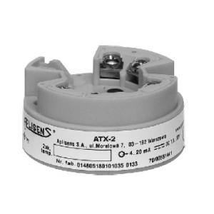 Převodník teploty do hlavice typu ATX-2